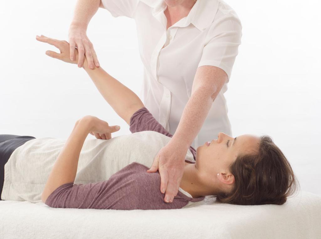 Kinesiologi ved Brise Akupunktur